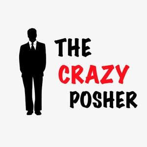 Welcome to THE CRAZY POSHER BOUTIQUE!